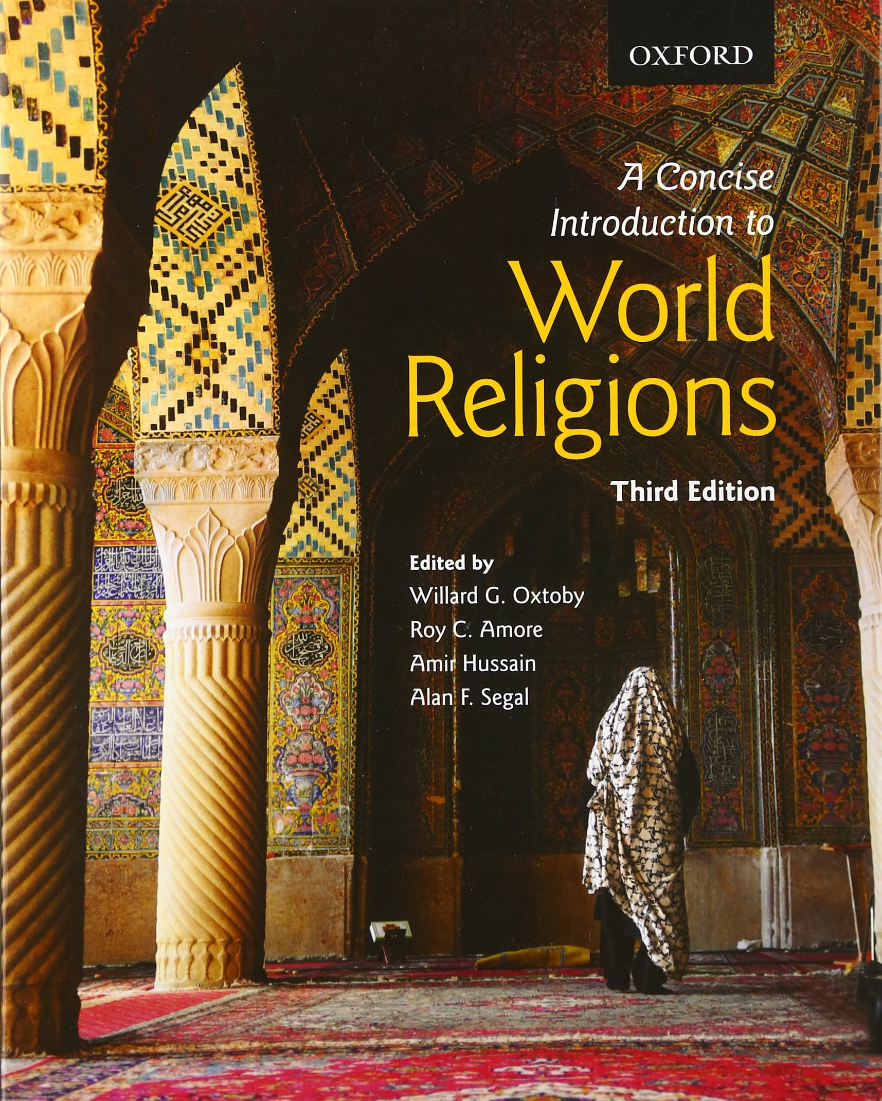 A Concise Introduction to World Religions: Willard G. Oxtoby, Roy C. Amore,  Amir Hussain, Alan F. Segal: 9780199008551: Comparative Religion: Amazon  Canada