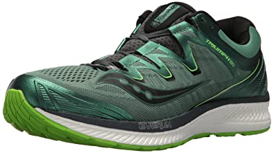 Saucony Triumph ISO 4 Men 8 Green | Black