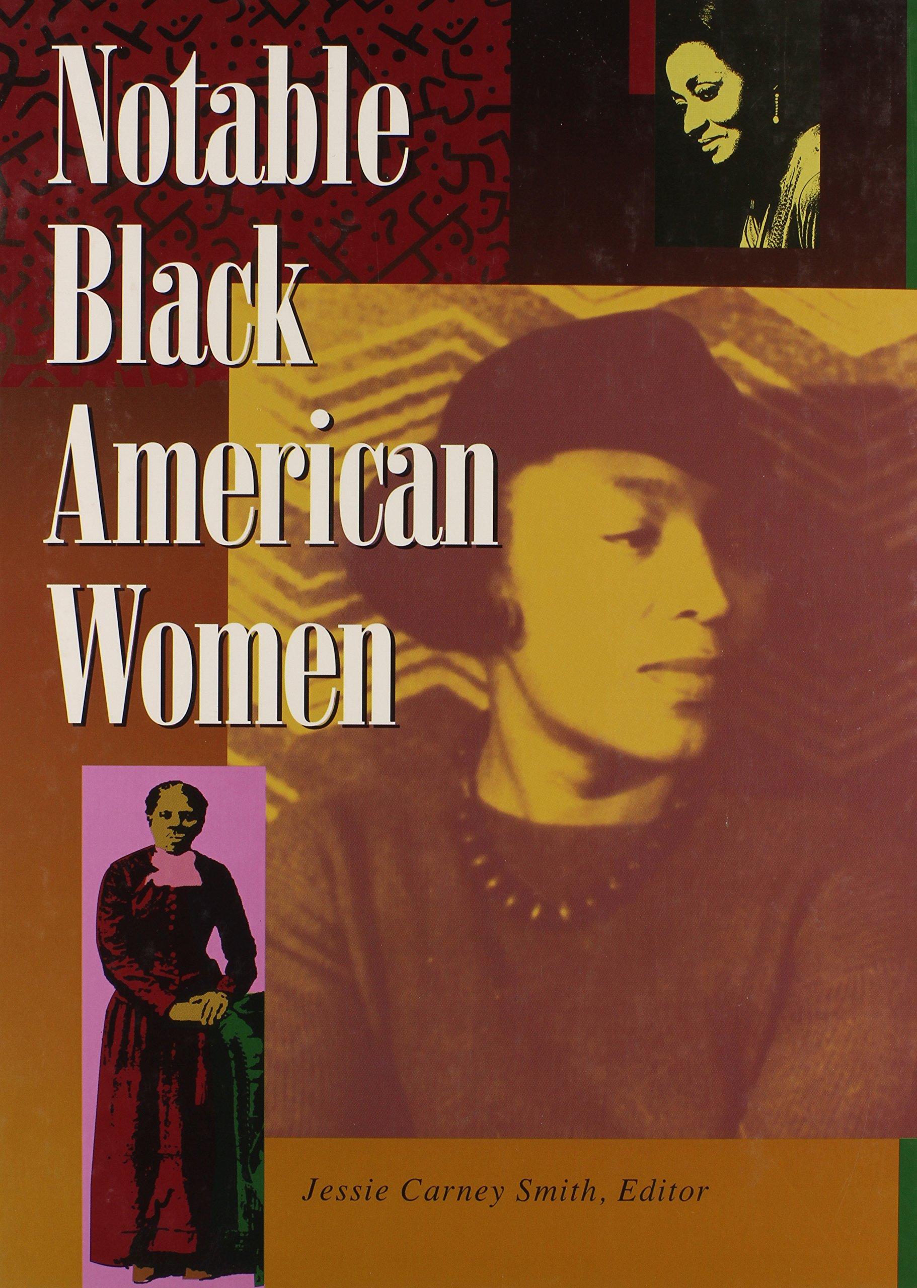 Notable Black American Women: Book I (Bk. 1)