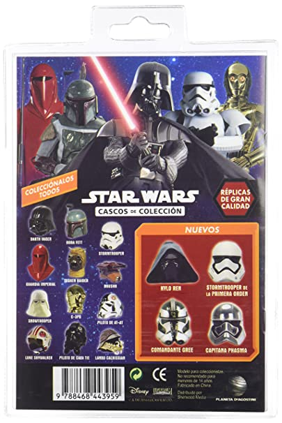 Sherwood Media - Cascos Star Wars, Soldado De Asalto De La Primera Orden: Amazon.es: Videojuegos