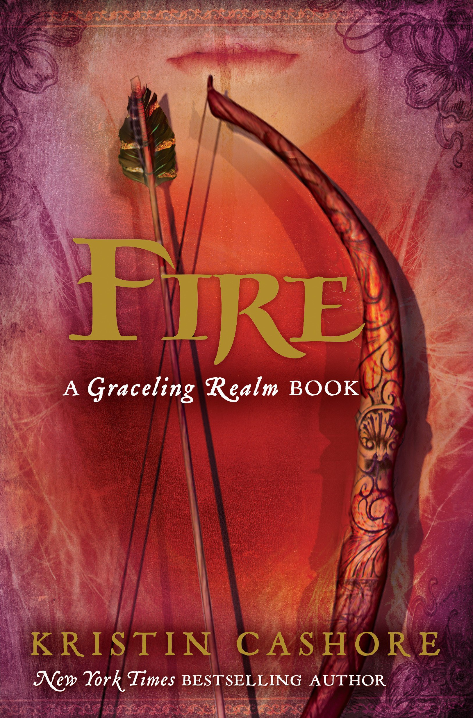 Image result for Fire by Kirstin Cashore""