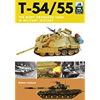 T-54/55: Soviet Cold War Main Battle Tank