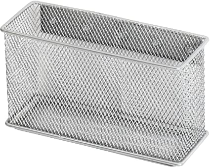 Wire Mesh Storage Baskets | Amazon Com Ybmhome Wire Mesh Magnetic Storage Basket Container