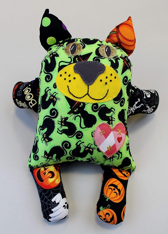 Clutch Baby Wizard Halloween Cat