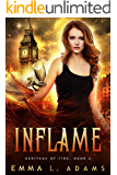 Inflame (Heritage of Fire Book 2)
