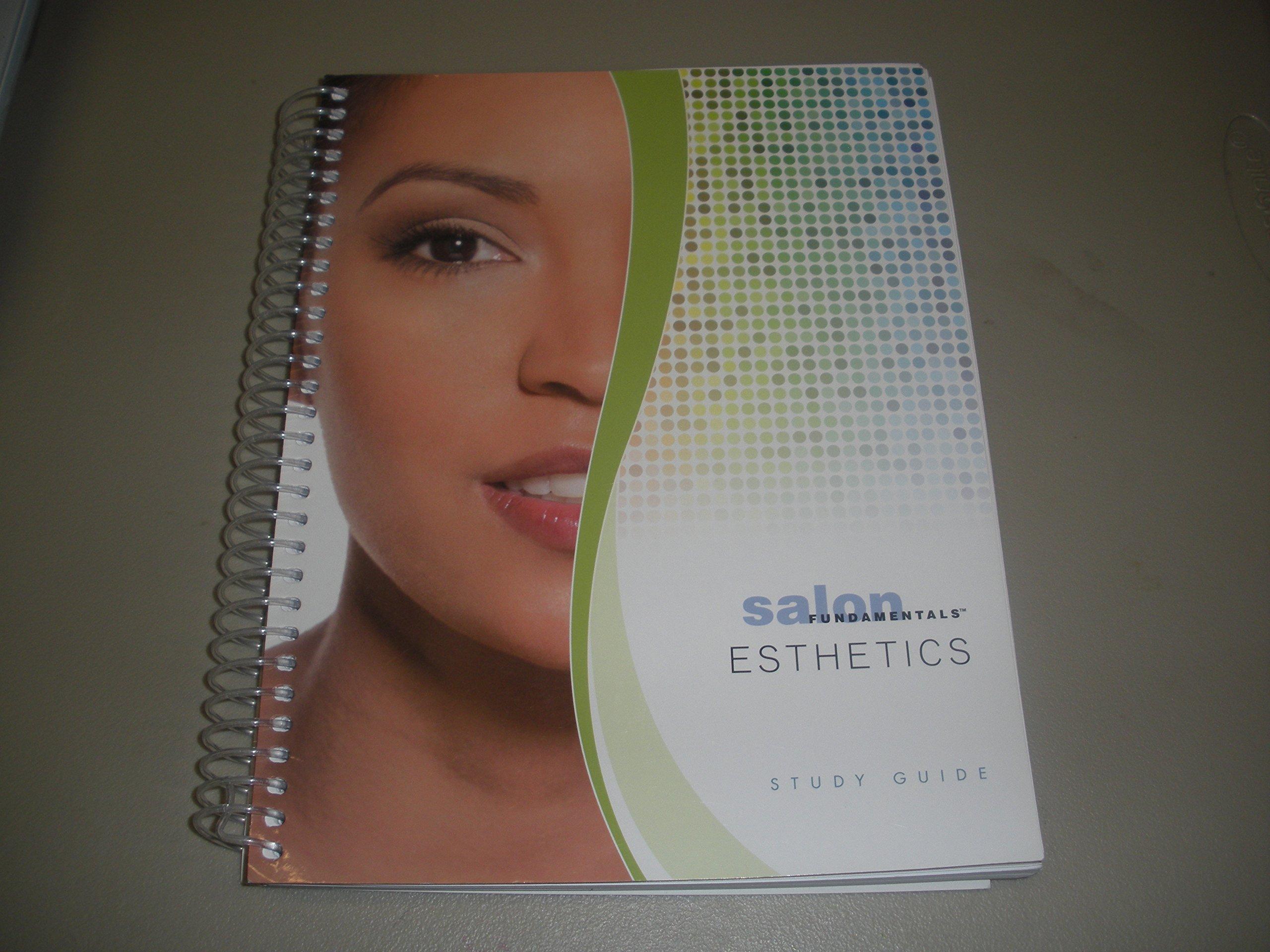 Salon Fundamentals Esthetics Student Study Guide: Salon Fundamentals:  9780974272375: Amazon.com: Books