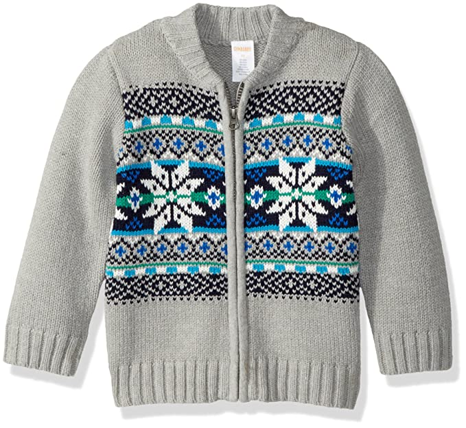 Grey Gymboree Cardigan