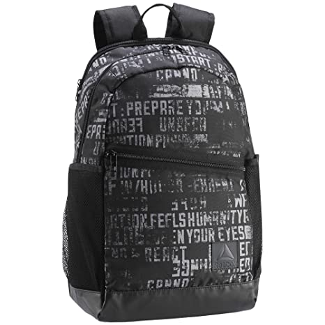 Reebok CZ9766 Style Foundation Active Graphic Backpack