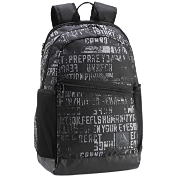 Reebok CZ9766 Style Foundation Active Graphic Backpack 01411bdb607a2