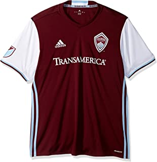 Amazon.com   adidas MLS Men s Replica Jersey   Sports   Outdoors 9b697a7e1