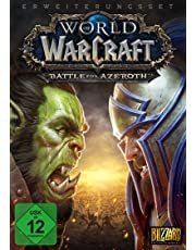 World of Warcraft: Battle For Azeroth - Standard Edition [PC Download - Battlenet Code]