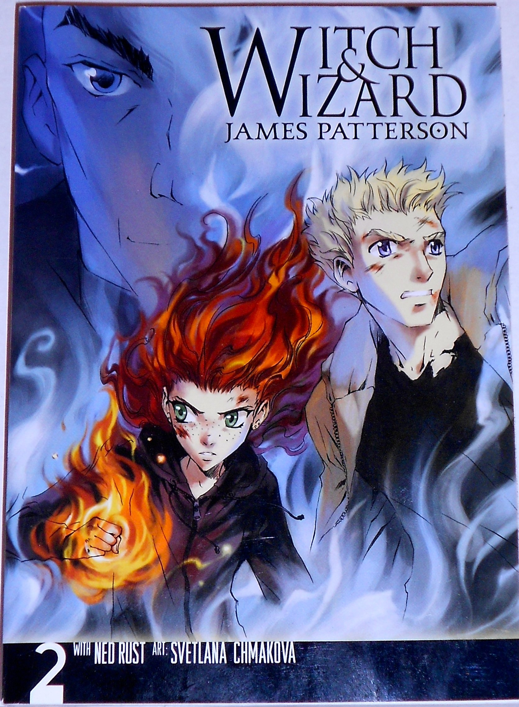 Download Witch & Wizard: The Manga 2 by James Patterson (2012-05-03) pdf