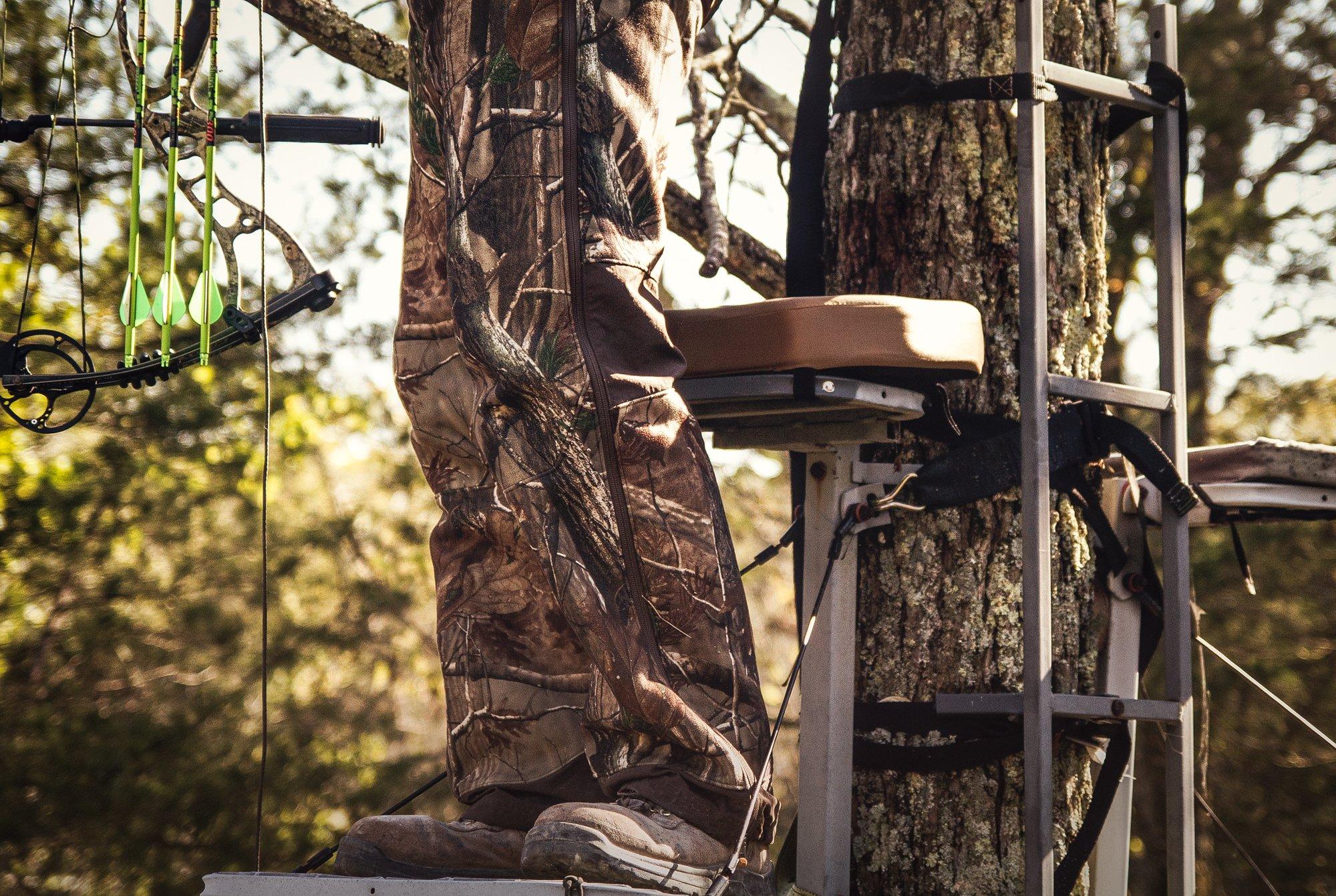 Hunt Comfort Hiker GelCore Hunting Seat, Coyote Brown by Hunt Comfort (Image #5)