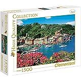 Clementoni - Puzzle 1.500 piezas Portofino (31986.2)