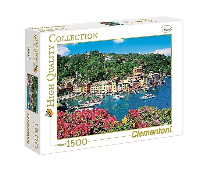 86 opinioni per Clementoni 31986- Puzzle Collezione Alta Qualità Portofino, 1500 Pezzi