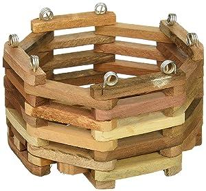 Sun Bulb 51720 Better GRO Octagon Cedar Basket
