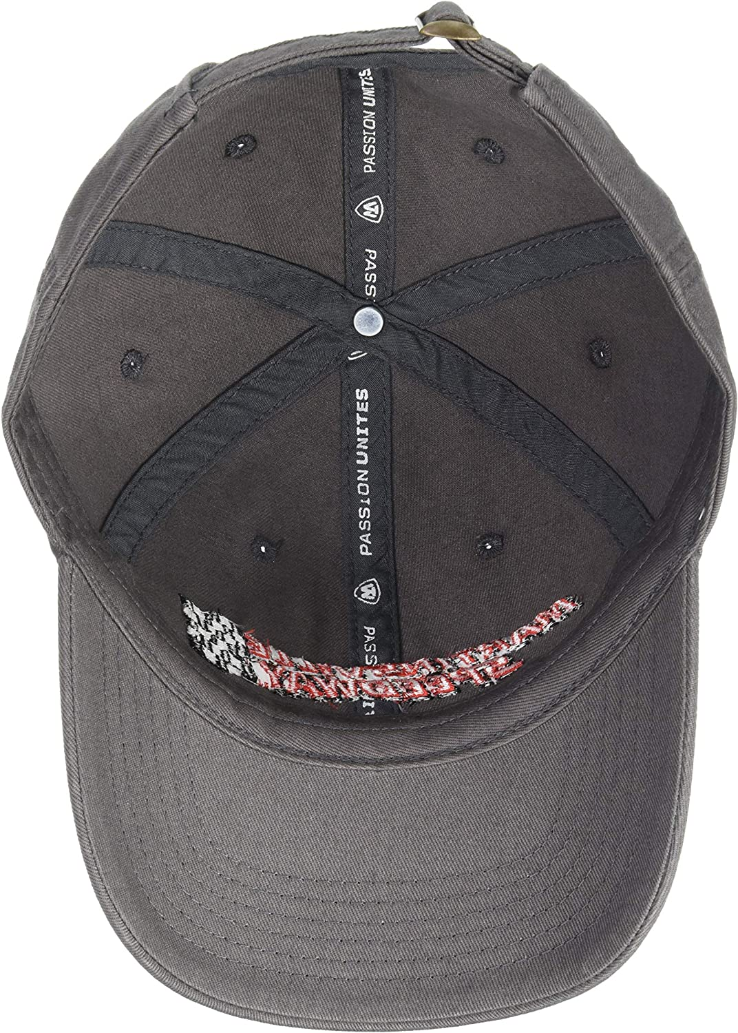 Adjustable Top of the World Martinsville Speedway Mens Martinsville Speedway Adjustable Washed Cotton Hat