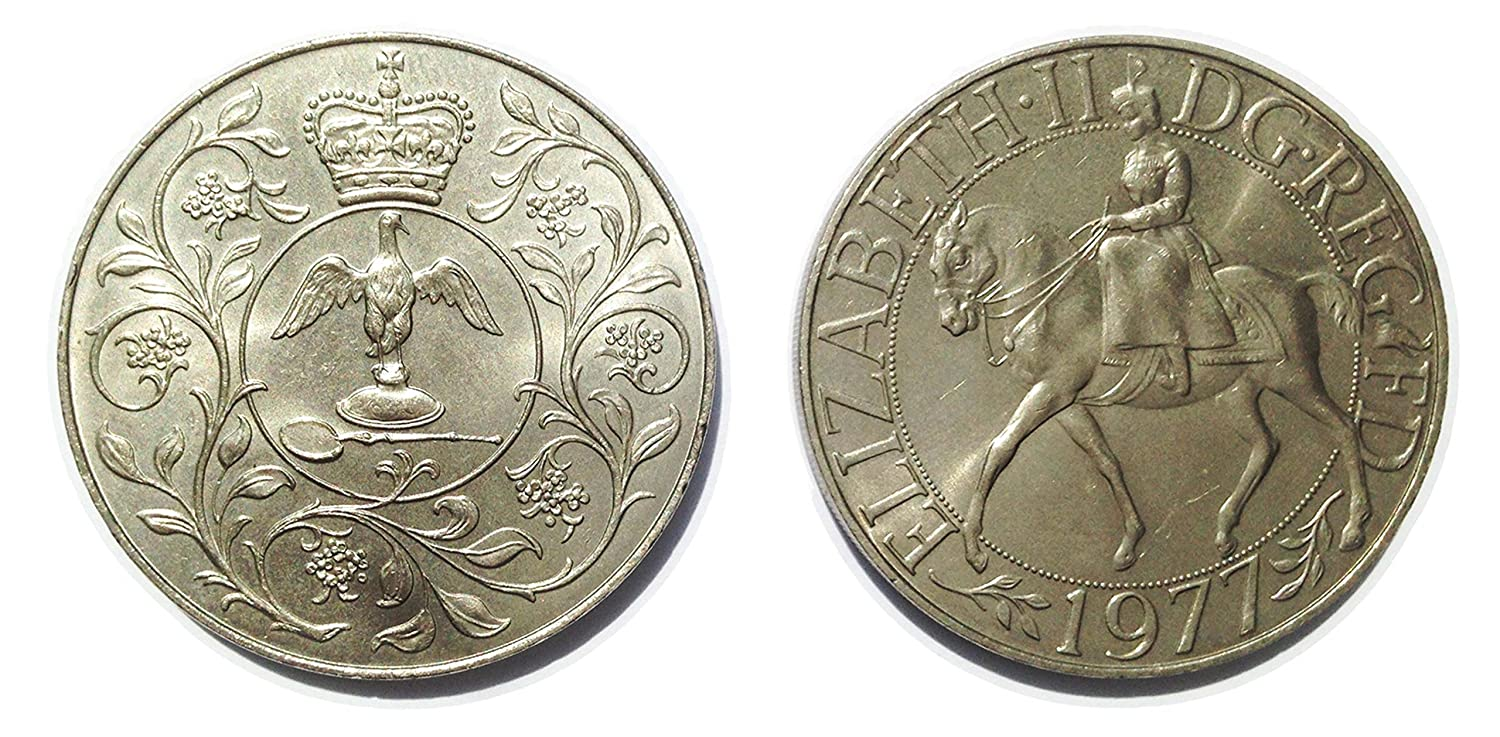 Coins for collectors - Queen Elizabeth II Silver Jubilee