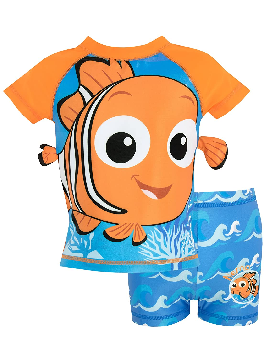 Disney Boys' Finding Nemo Two Piece Swim Set