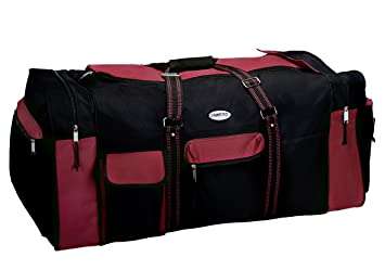 7fb0362d6b5dd Reisetasche Sporttasche Umhängetasche XXL 266 Außenmaße(BxHxT)  ca.  85x38x38cm Farbe  schwarz