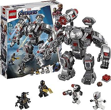 LEGO Super Heroes - Depredador de Máquina de Guerra, Robot de ...