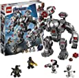 LEGO Marvel Avengers War Machine Buster 76124 Building Kit