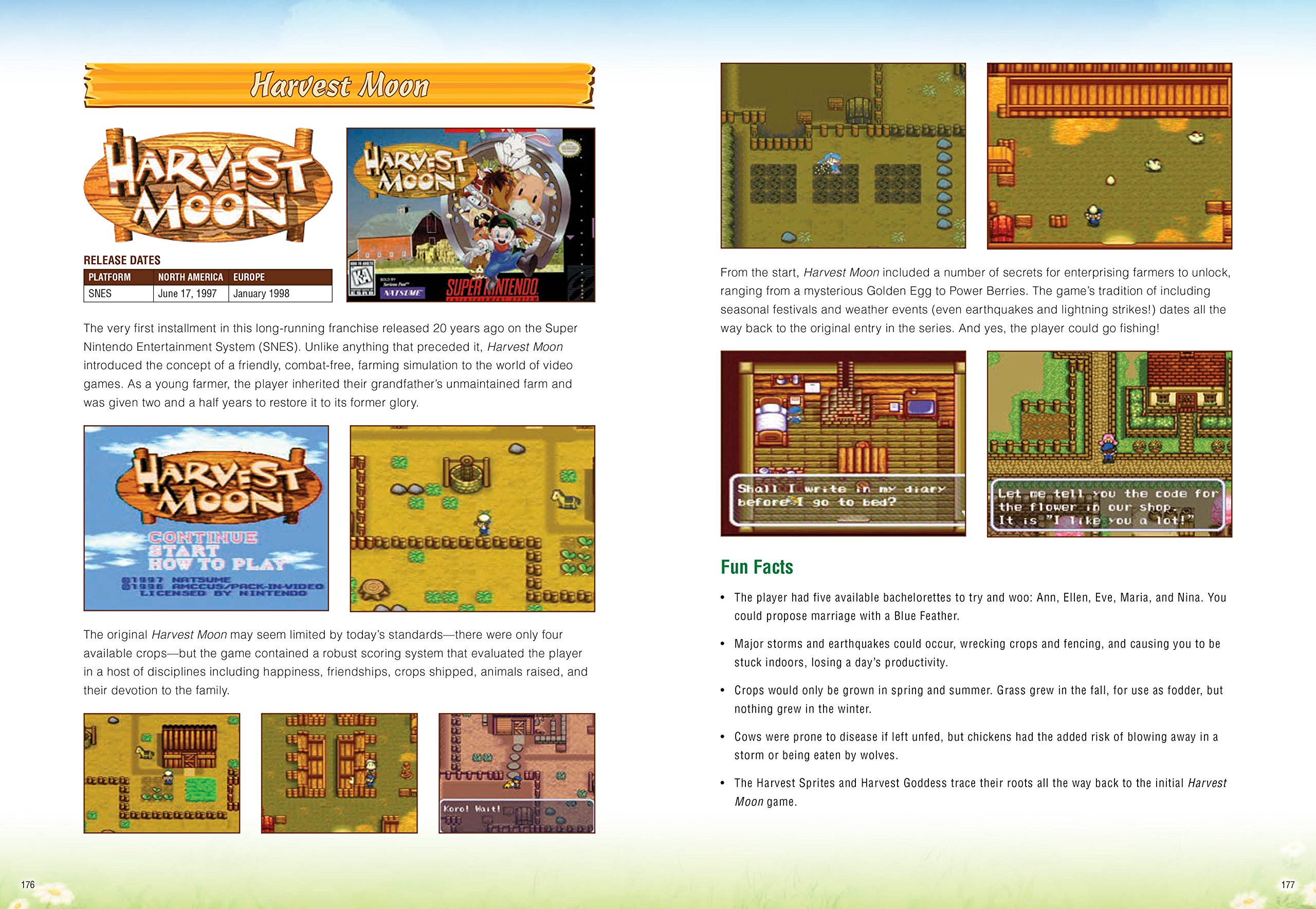 harvest moon light of hope a 20th anniversary celebration official collectors edition guide doug walsh prima games 9780744019568 amazoncom books