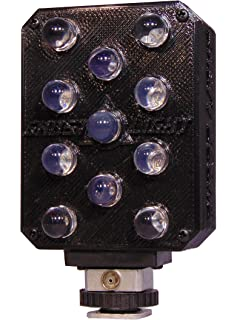 Ghost Light GL6-ADV11-IR/UV LED Light for Full Spectrum Camera &