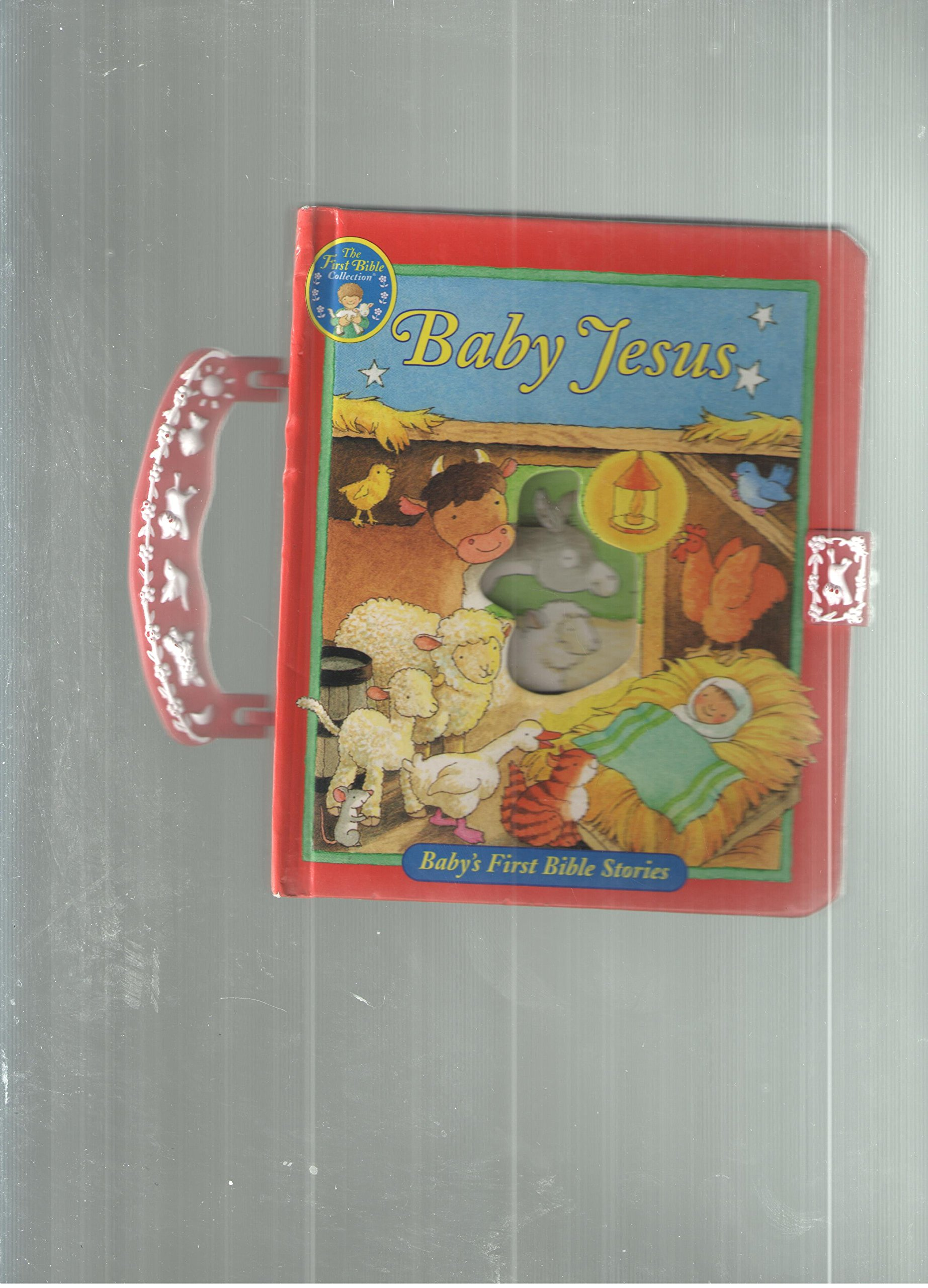 Baby Jesus (Baby's First Bible Stories) pdf