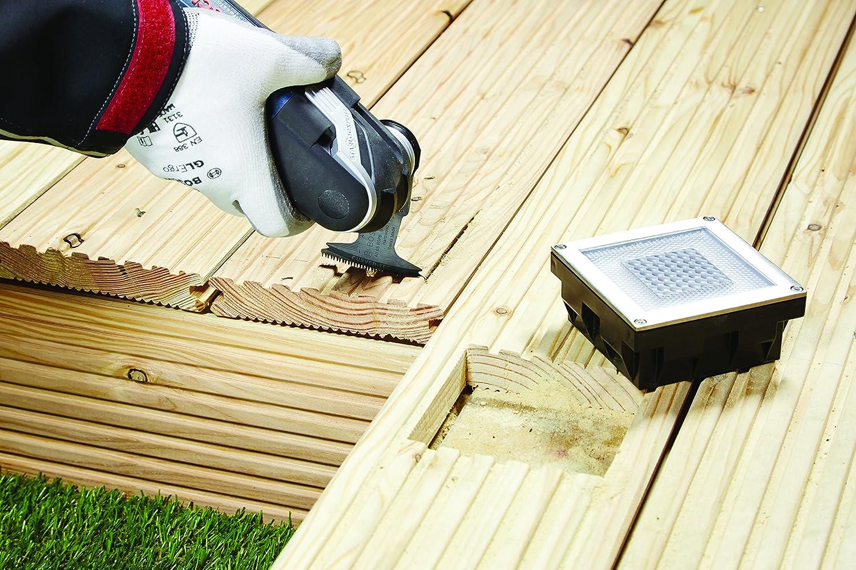 5 unidades Hoja de sierra de inmersi/ón para madera dura BIM AII 65 BSPB Bosch Professional Starlock 40 x 65 mm