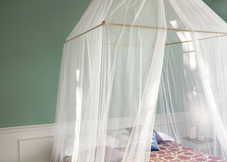 Zanzariera Da Letto Matrimoniale : Grigolite tina zanzariera per letto matrimoniale una apertura