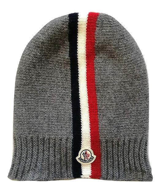 selezione straordinaria miglior sito web nuovi prodotti Moncler Cappello Cappellino Cuffia Berretto in Lana S D29540012305 ...