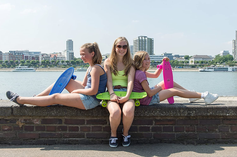Hudora Skateboard Retro V/élo et V/éhicule pour Enfant