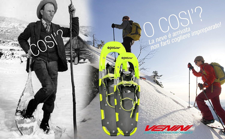 Ciaspola Snowshoes Innovate Epic Venini Sport Factory