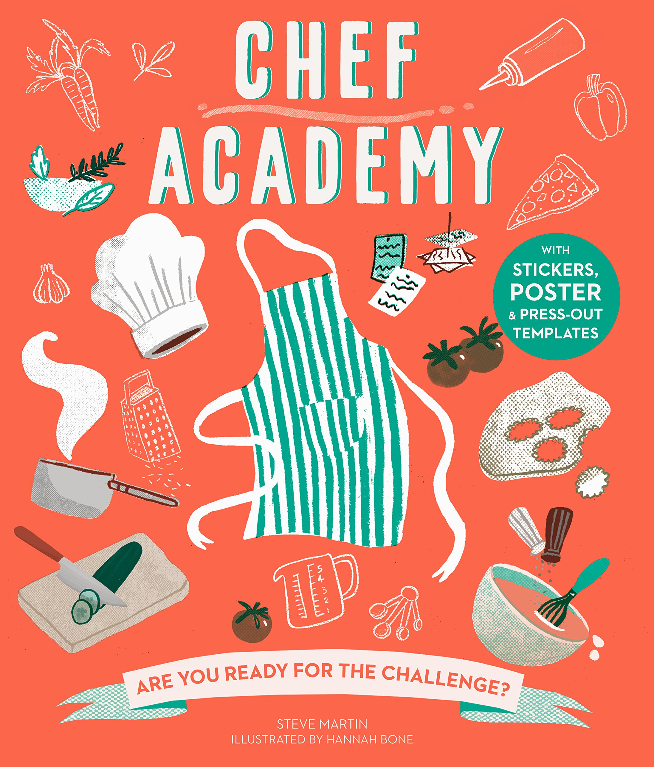 6bc0bbdd8d3 Chef Academy: Are you ready for the challenge? Paperback – August 2, 2018