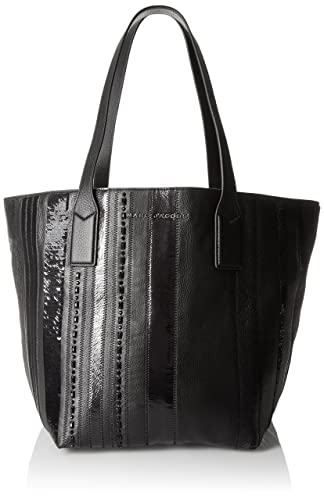 Marc Jacobs Wingman Stripes Shopping Bag