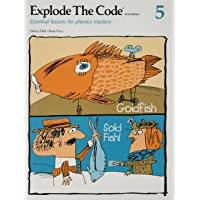 Explode the Code 5: Essential Lessons for Phonics Mastery