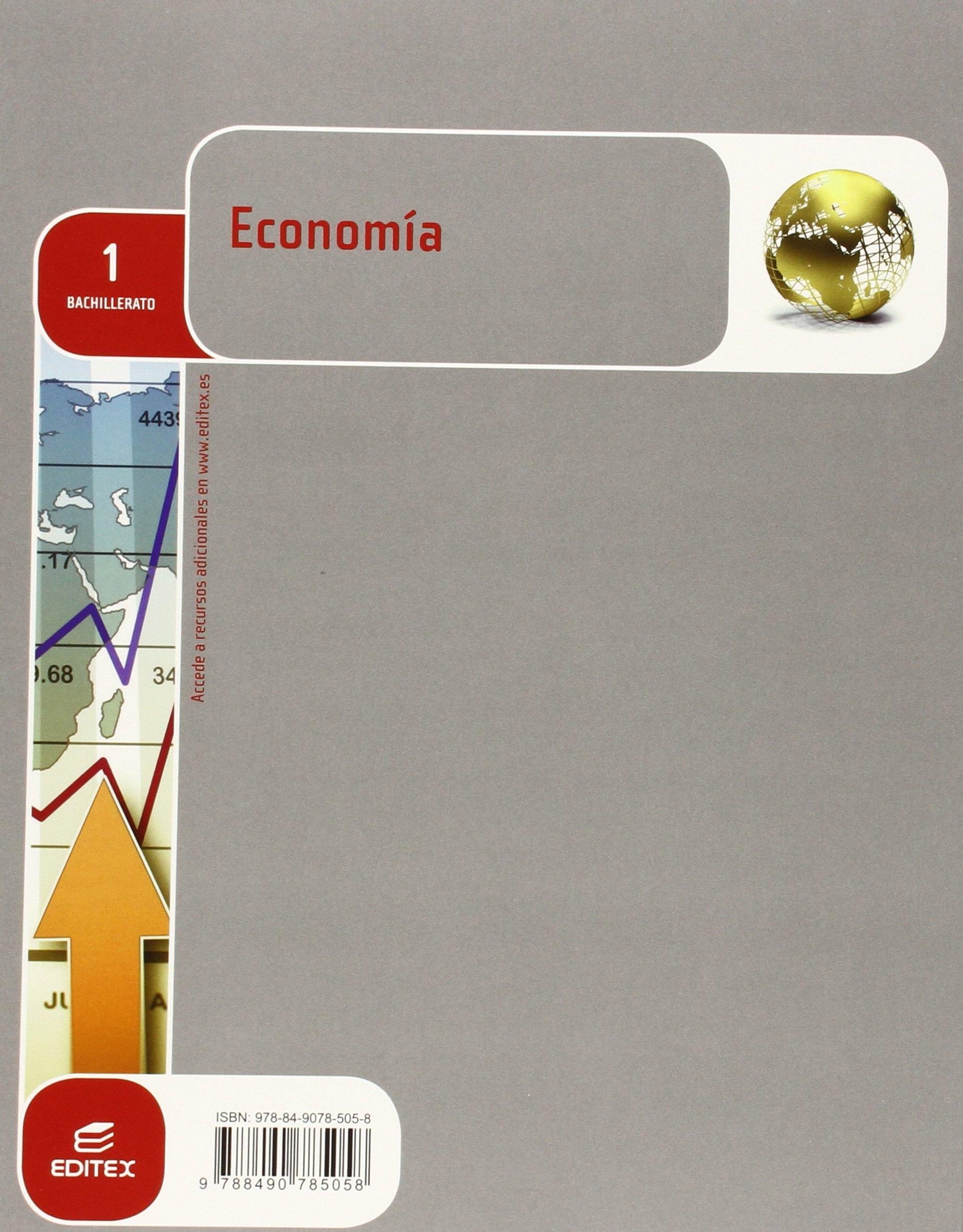Economía 1º Bachillerato (LOMCE) - 9788490785058: Amazon.es ...