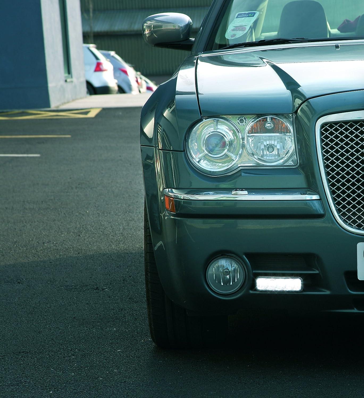 12 V und 24 V Ring Automotive BRL0397 Tagfahrlicht mit Zertifizierung