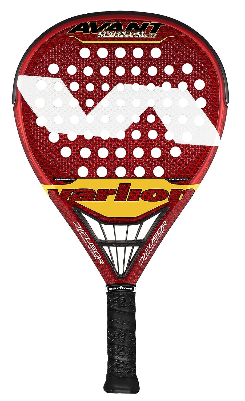 VARLION Avant Magnum Hexagon Difusor - Pala de pádel Unisex, Color Rojo: Amazon.es: Deportes y aire libre