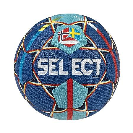 Select - Copa de Balonmano, Color Azul Turquesa/Azul, tamaño Mini ...