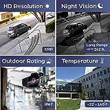 TRENDnet Indoor/Outdoor 5MP H.265 120dB WDR PoE
