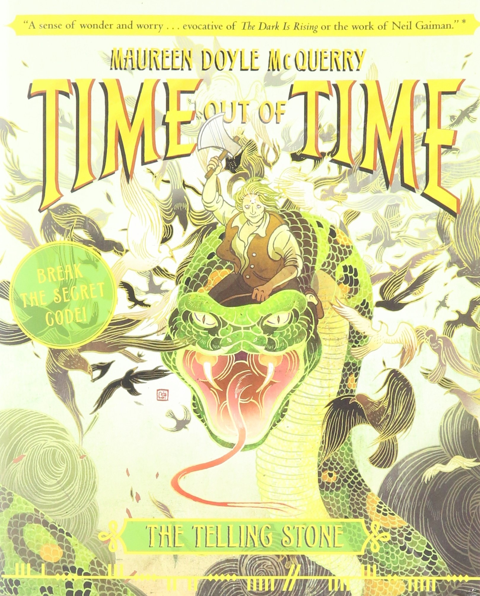 Time Out Of Time: Book Two: The Telling Stone: Maureen Mcquerry:  9781419719165: Amazon: Books