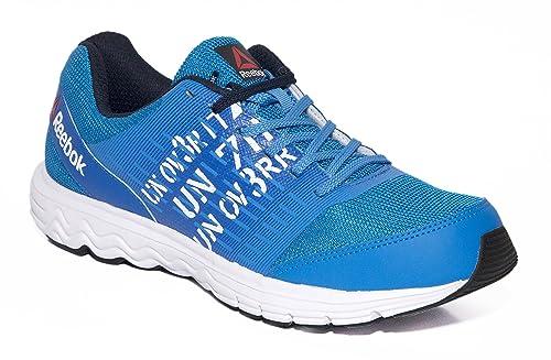 2efbb5f71 Reebok Men s Dual Dash Run Blue Running Shoes - 9 UK India (43 EU ...