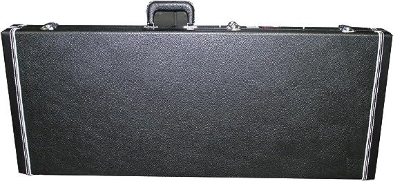 GATOR GW-EXTREME - Estuche para guitarra de madera, Escriba Gibson Flying V, Negro: Amazon.es: Instrumentos musicales