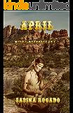 APRIL (Huida desesperada nº 2) (Spanish Edition)