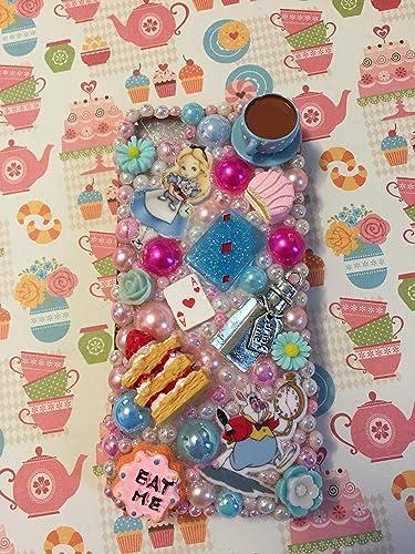 low priced cd589 90da3 Samsung/I phone decoden Disney Alice in wonderland tea party themed ...