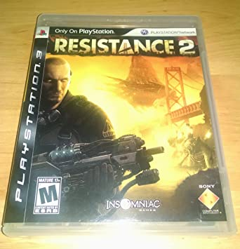 e33592bcb7151 Amazon.com: SONY PLAYSTATION Resistance 2 for PS3: Video Games
