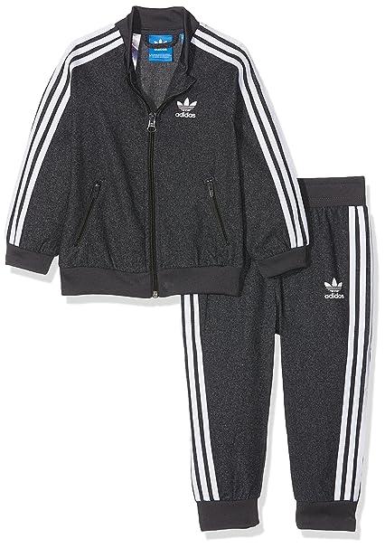 check-out 3dea7 f85d3 adidas Originals Ensemble Survêtement Superstar Gris/Blanc ...