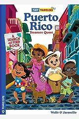 Tiny Travelers Puerto Rico Treasure Quest Kindle Edition